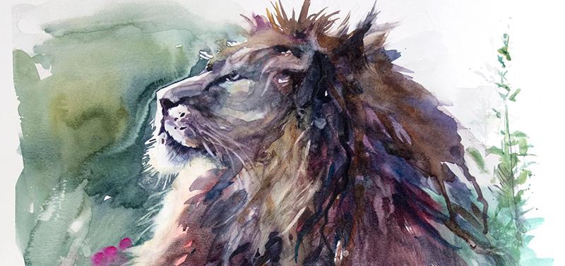 Lion-kudzu