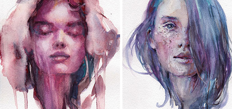 portraits_watercolor-_weekend_intensive